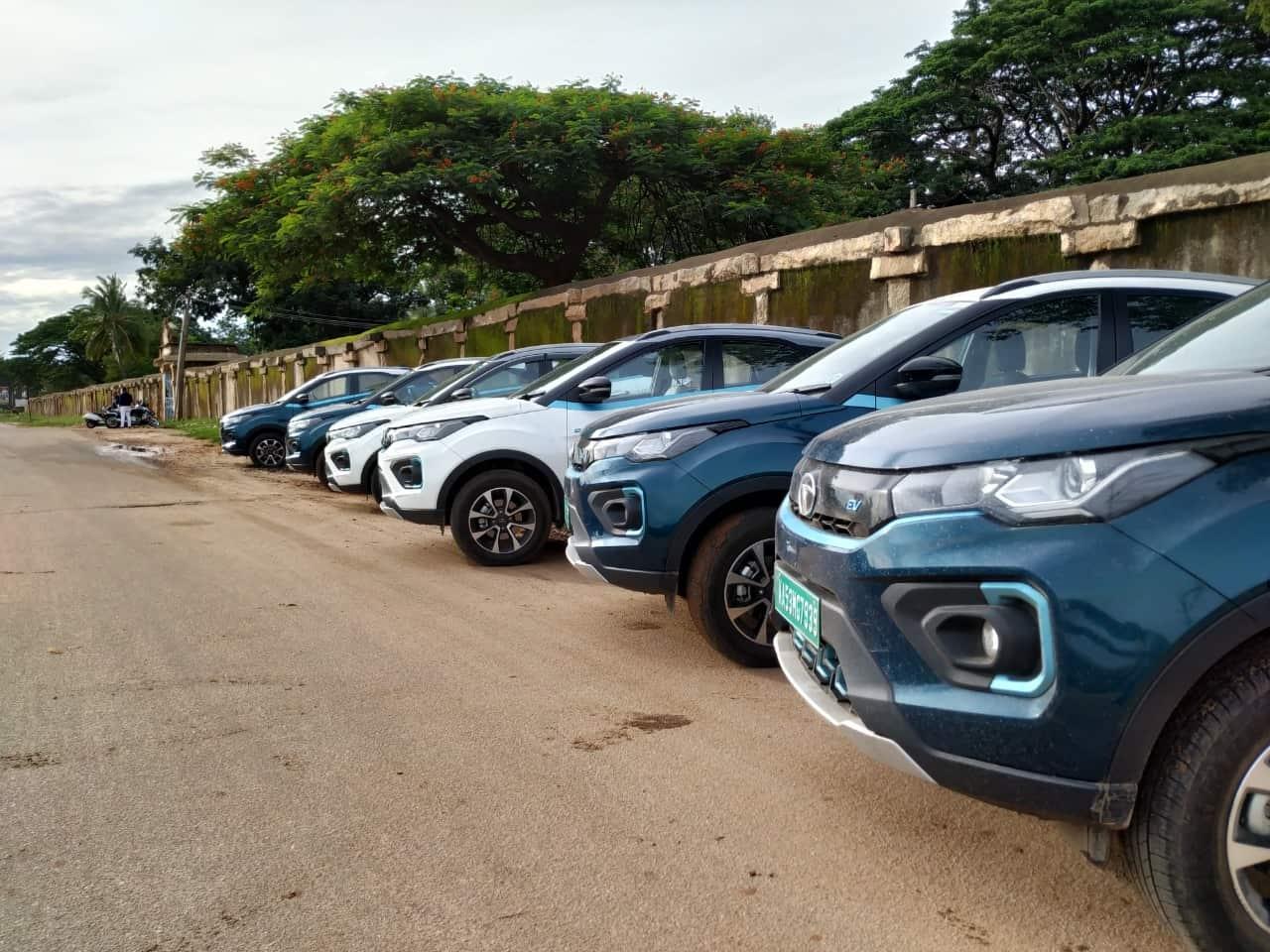 Tata Nexon EV owners meetup Bangalore
