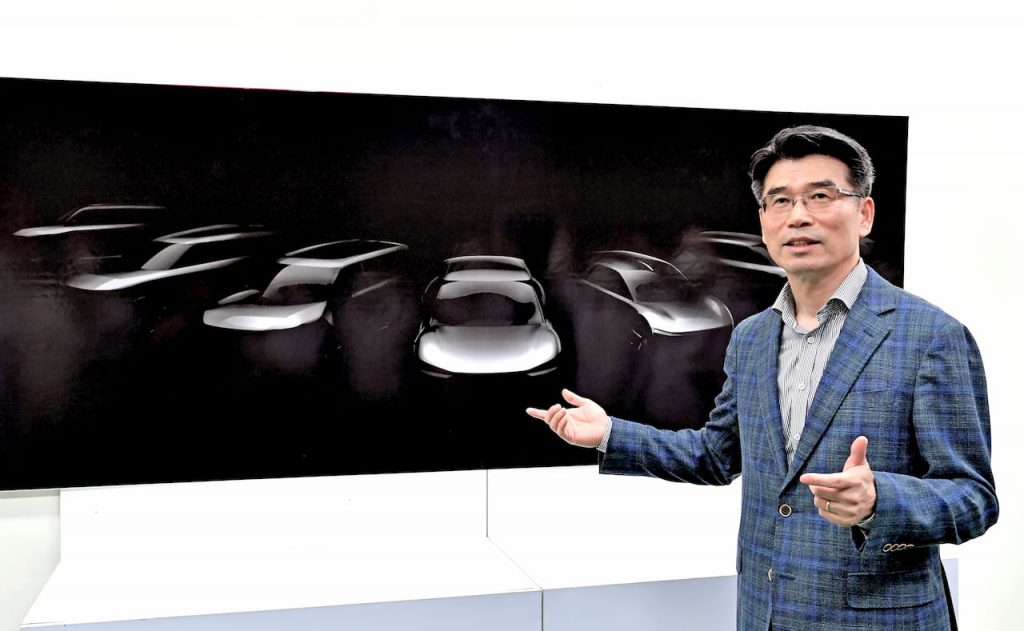 Upcoming Kia Electric Cars confirmed