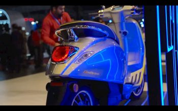 Piaggio investigating localization of Vespa electric scooter in India