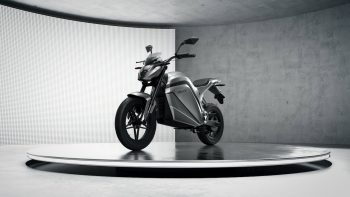 Brazil's Voltz EVS electric bike can do 120 km/h & 180 km range [Update]