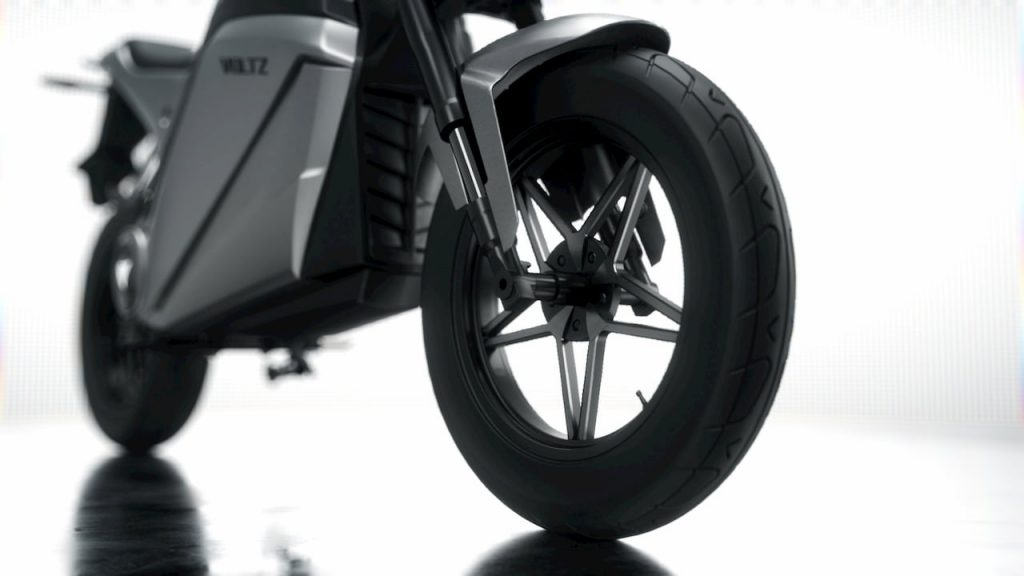 Voltz EVS front wheel