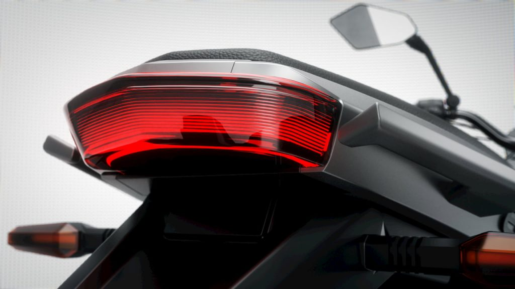 Voltz EVS tail lamp