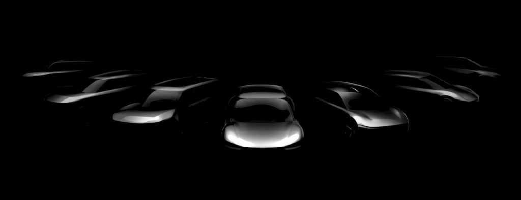 upcoming Kia electric car models teaser