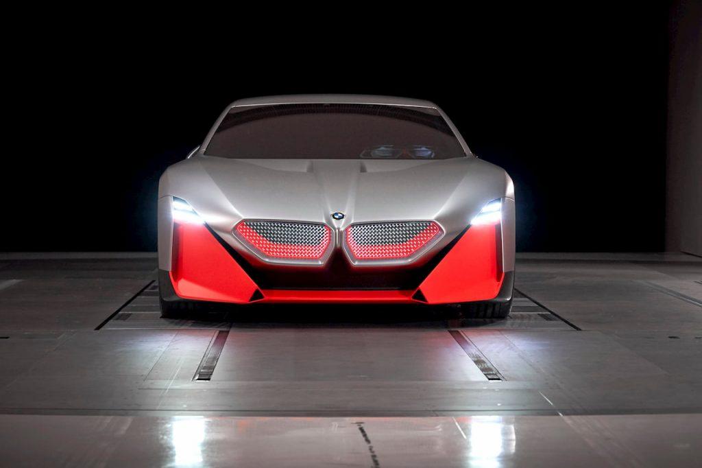 BMW Vision M NEXT front EVW