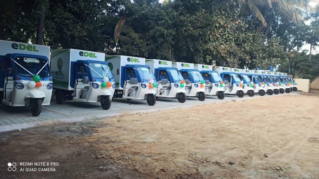 Mahindra Treo Zor deliveries
