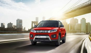 Next-gen Maruti Vitara Brezza (with SHVS) arriving this year – Report