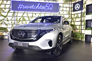 Mercedes EQC gets a price hike in India as introductory units sell-out