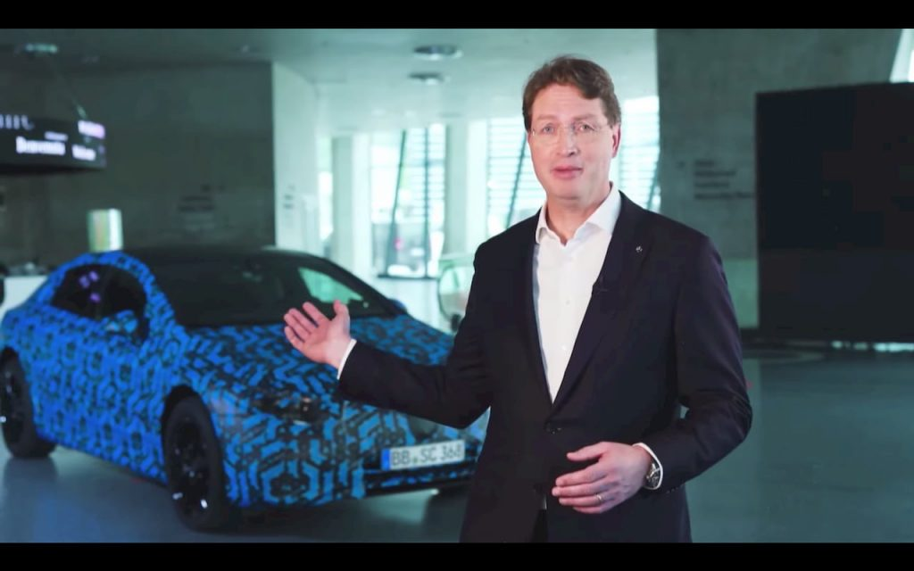 Mercedes EQS teaser India