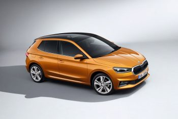 No electric or hybrid options for the 2021 Skoda Fabia