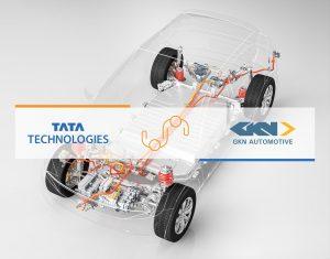 Tata GKN electric vehicle EPowertrain