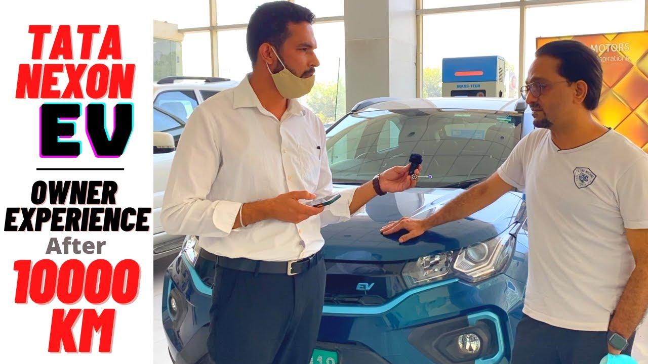 Tata Nexon EV ownership review