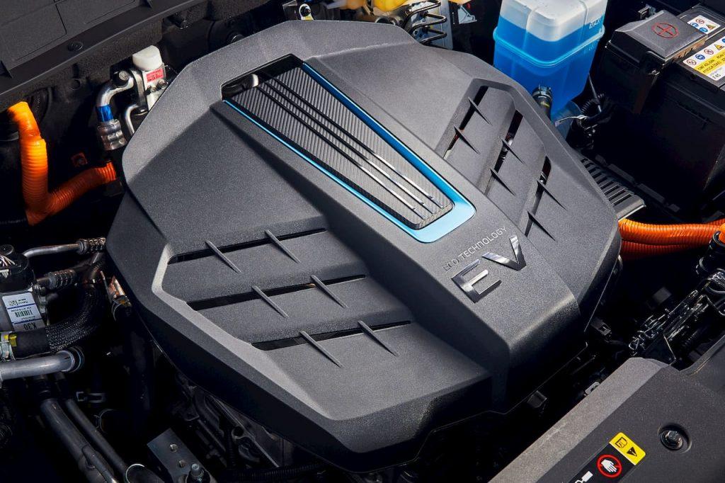 2021 Hyundai Kona Electric facelift powertrain