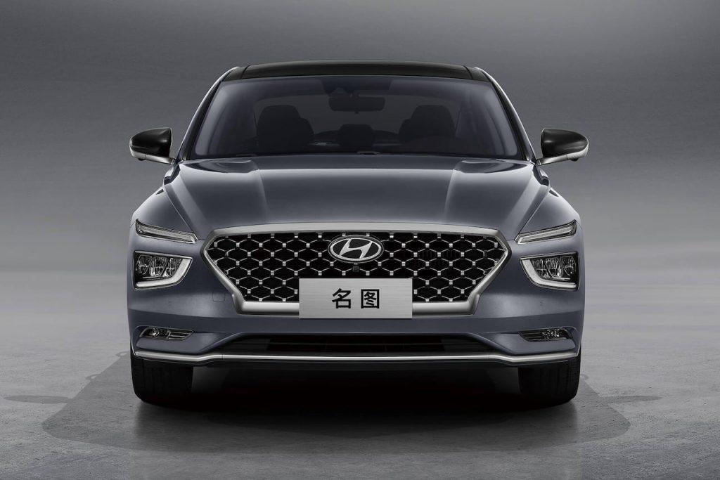 2021 Hyundai Mistra front