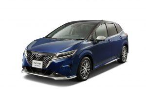 2021 Nissan Note Autech front quarters