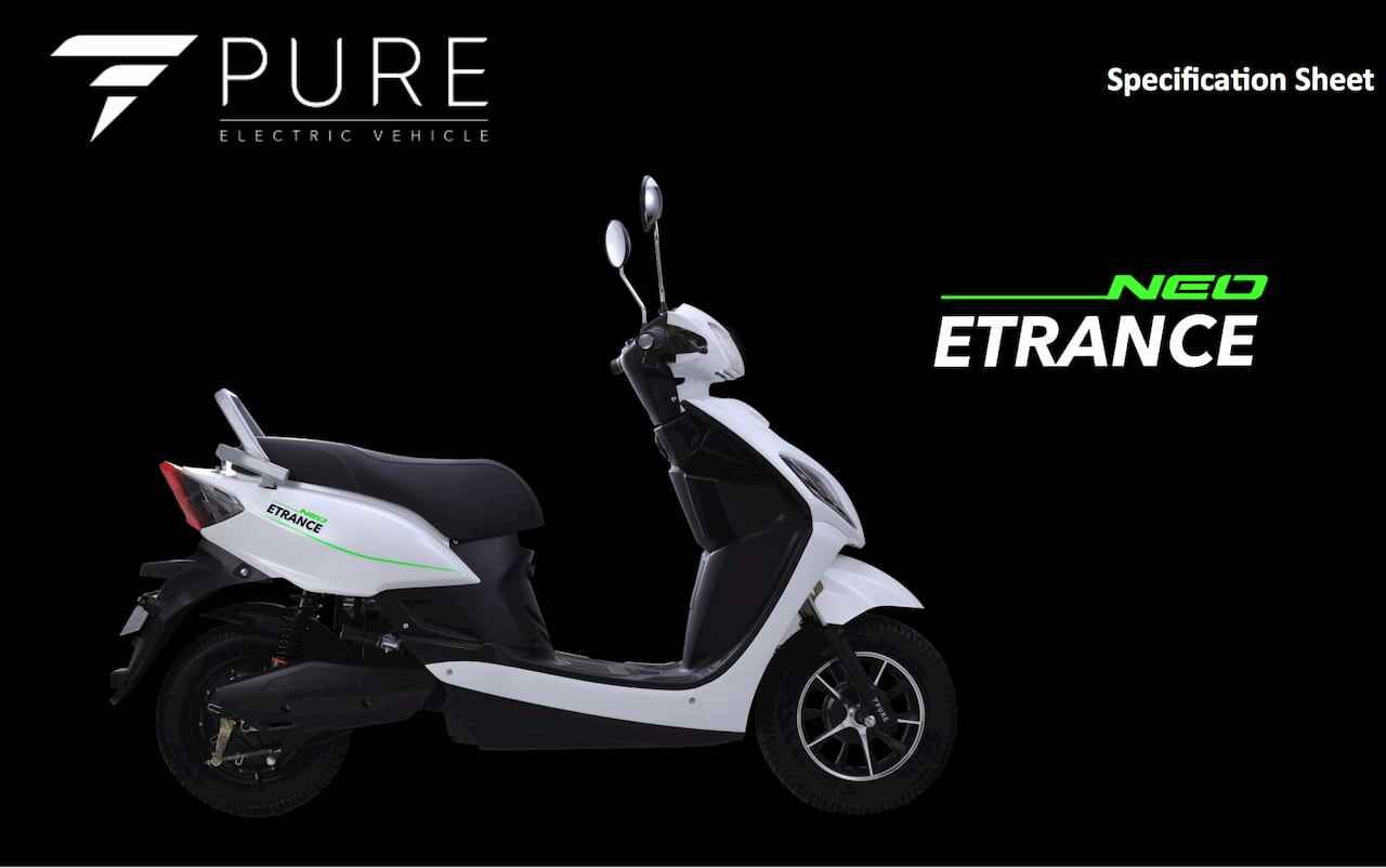 ETrance Neo scooter