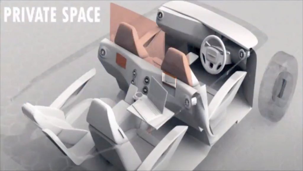 Pravaig Extinction Mk1 interior