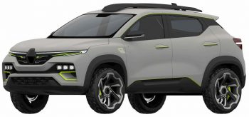 Renault India's MD open to the idea of a Renault Kiger EV [Update]