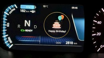 Tata Nexon EV birthday wish is a connected car feature you didn't expect [Video]