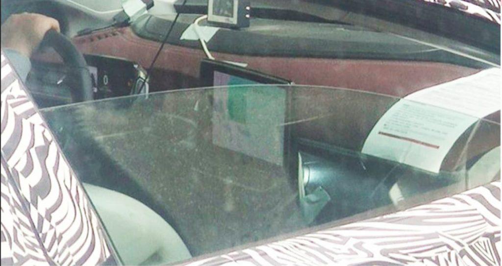 VW ID.6 interior