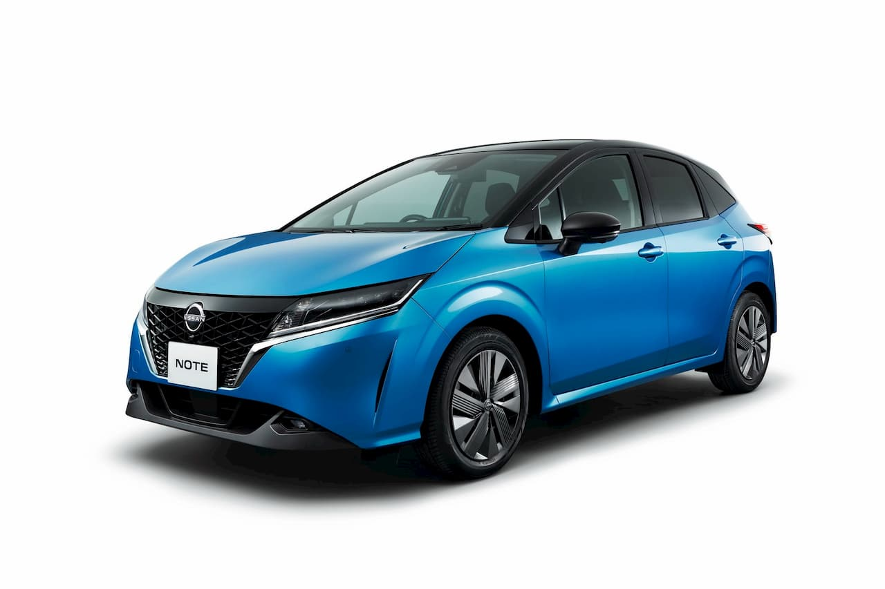 2020 Nissan Note ePower