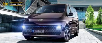 Next-gen Hyundai H1 could spawn the first Hyundai MPV EV [Update]