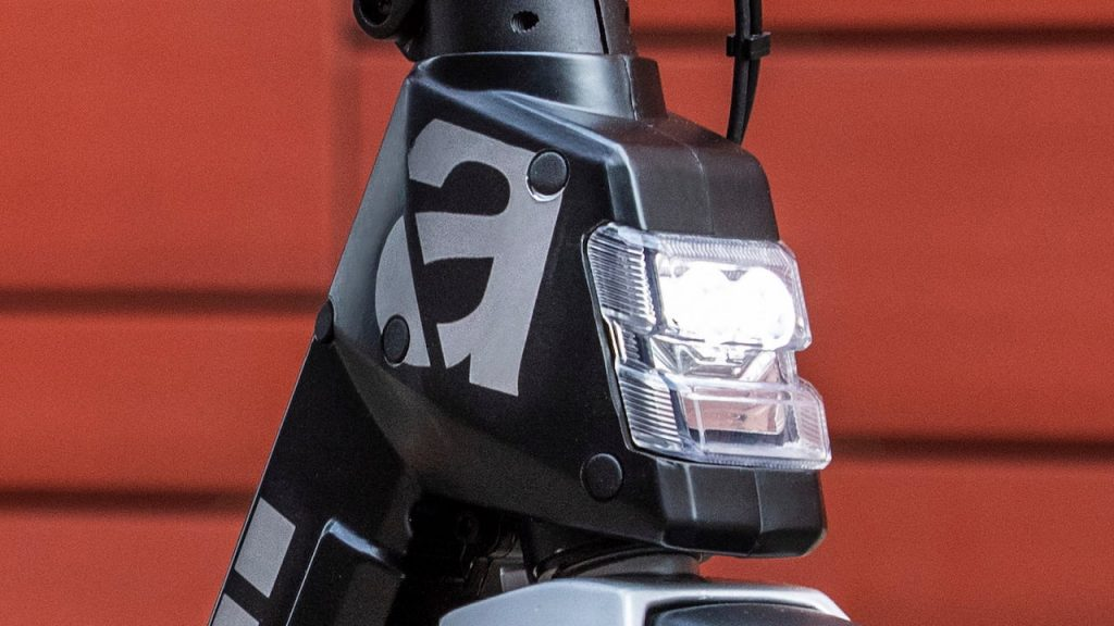 Aprilia eSR1 headlamp front light LED