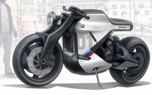 BMW electric bike concept Manu Mohan