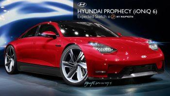 E-GMP based Ioniq 6 is Hyundai's next-gen sedan design