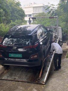 Hyundai Kona EV India breakdown