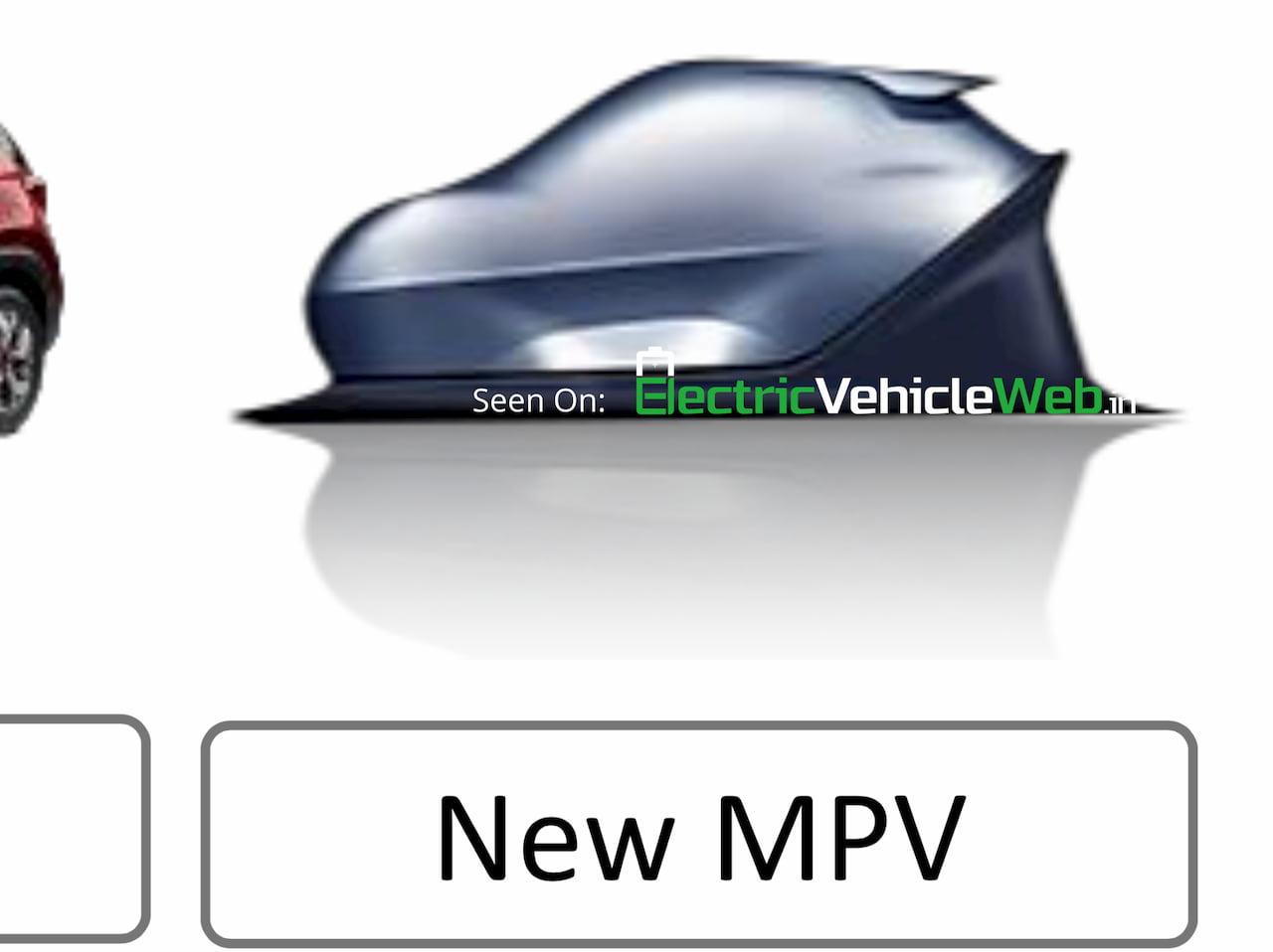 Kia MPV India teaser