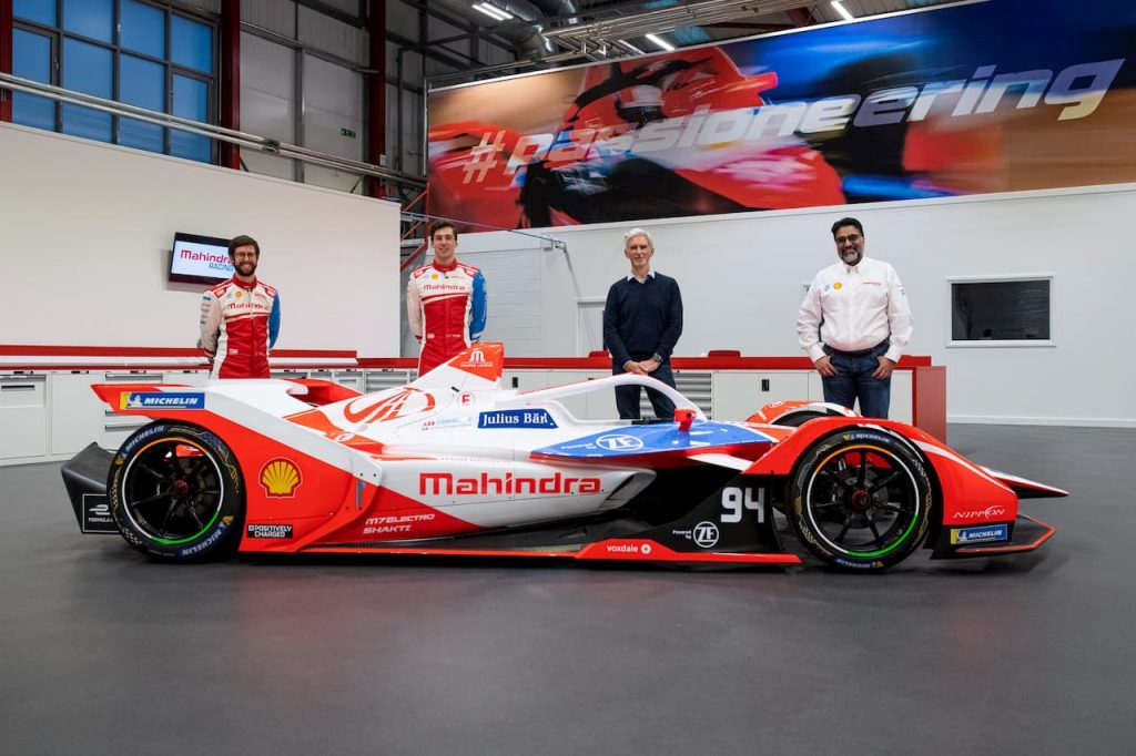 Mahindra Racing Formula E 2021