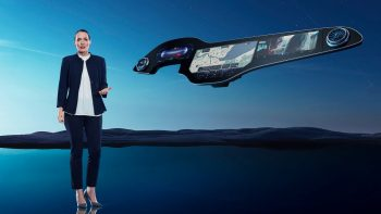 Mercedes EQS electric sedan teased during EQC's Indian launch [Update]