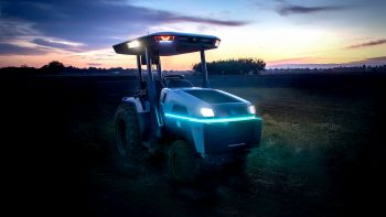 Indian company helps develop the world's first autonomous electric tractor
