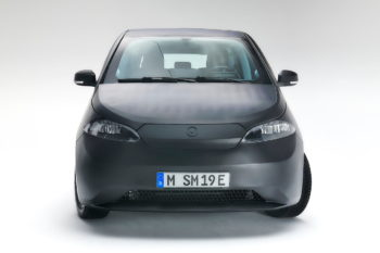 Sono Sion Solar Car updated with a new 54 kWh battery pack