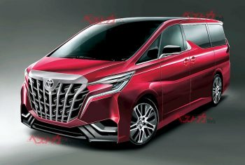 All-new Toyota Alphard arriving in 2022; Vellfire facing the axe – Report [Update]