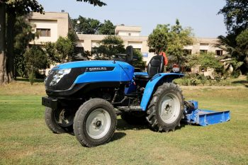 Sonalika Tiger Electric is India's electric tractor for the world [Video]