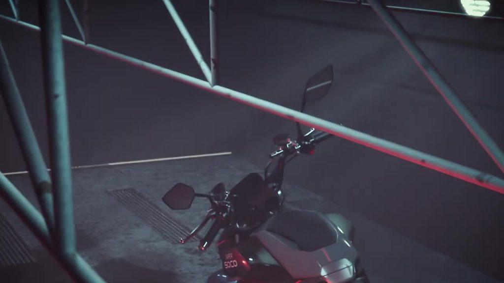 Super Soco TS Street Hunter teaser