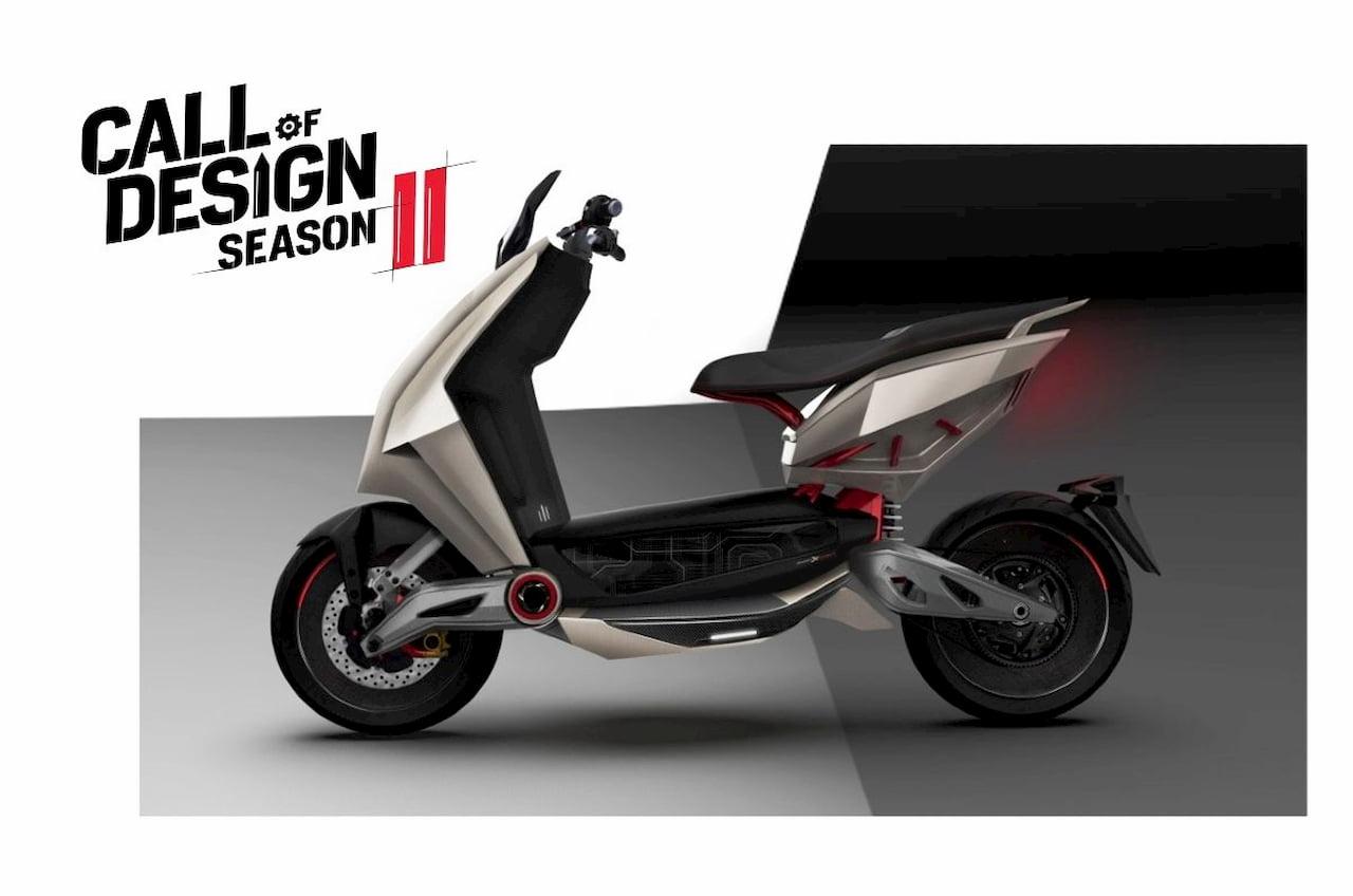 TVS Ntorq Supreme Call of Design Season II