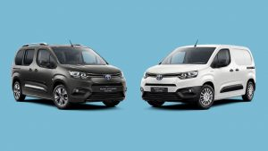 Toyota Proace City electric launched