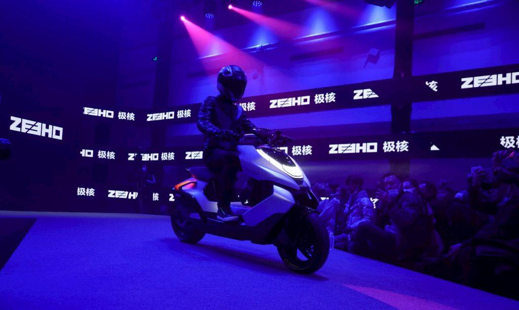 Zeeho Cyber Concept unveiling