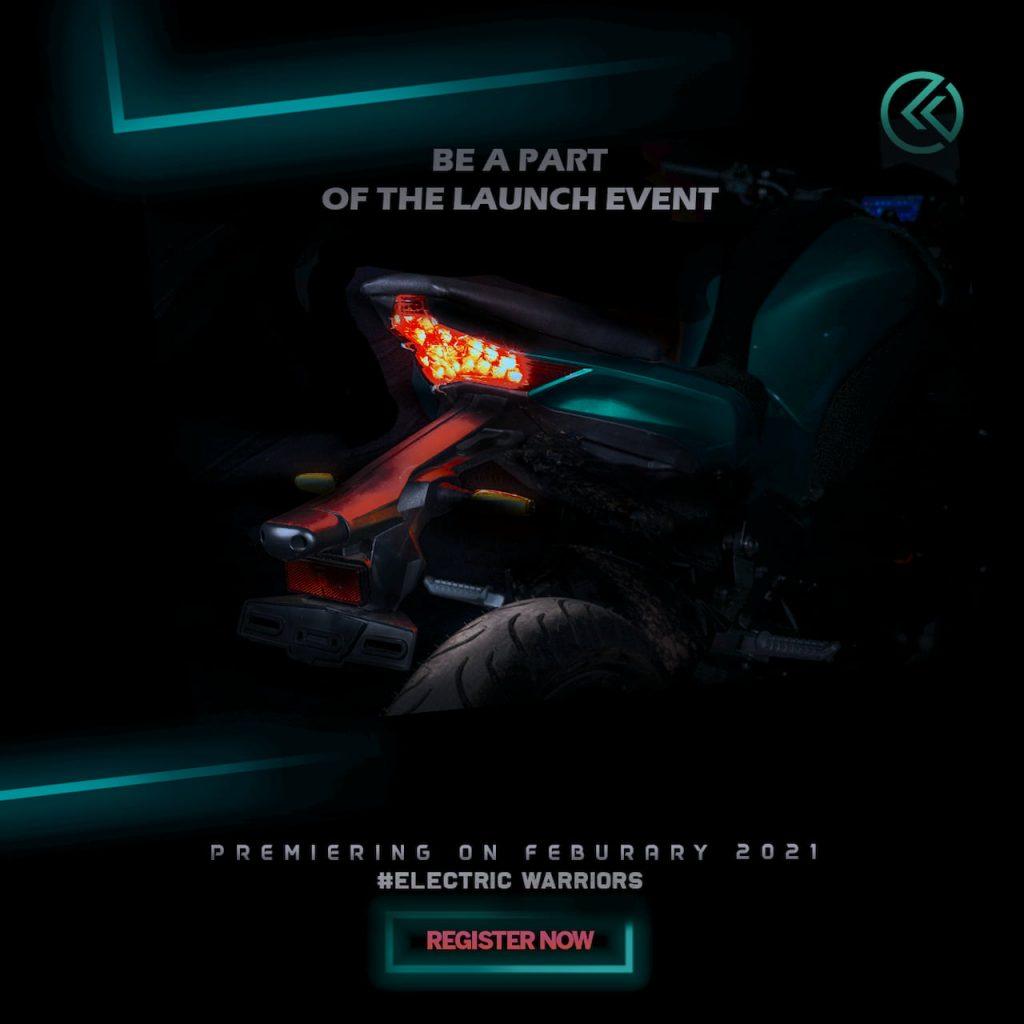 Kabira KM 4000 rear teaser