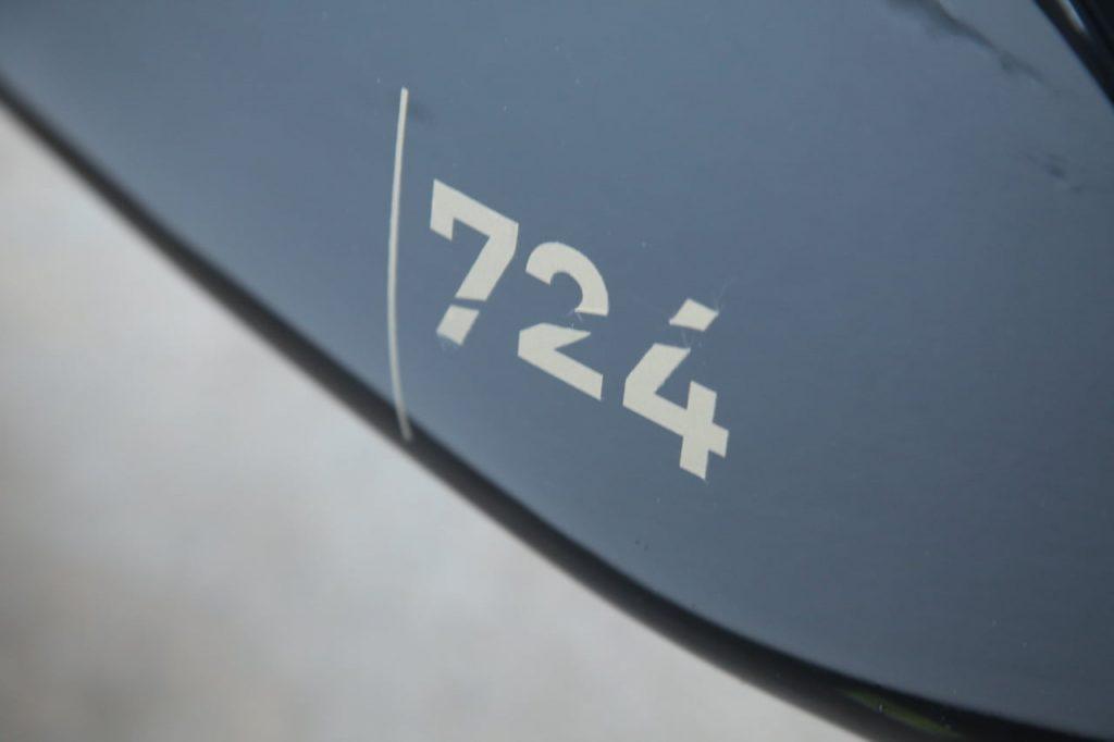 M2 electric bike M2 detail