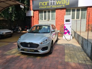 EV specialist develops Maruti Dzire Electric with 250 km range [Video]