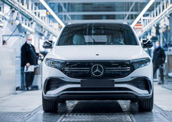 Mercedes EQA electric SUV revealed, likely to launch in India