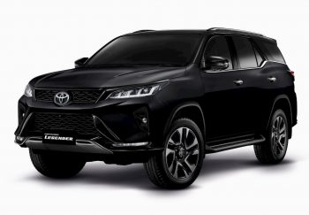 Next-gen Toyota Fortuner to debut in early 2022, have a hybrid variant