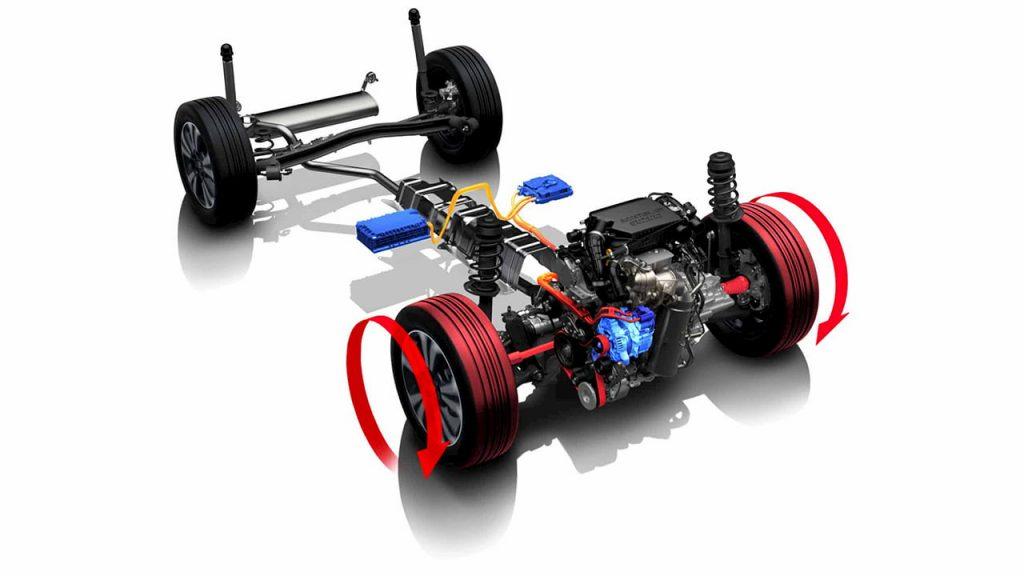 Suzuki 48V SHVS 48-volt mild-hybrid system
