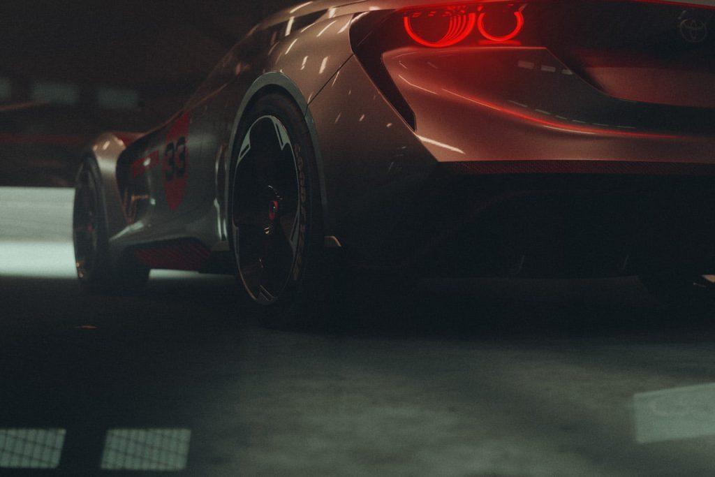 Toyota Concept BG GT teaser
