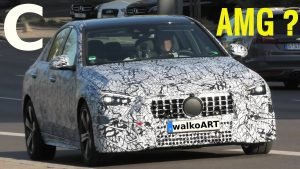 2022 Mercedes-AMG C-Class