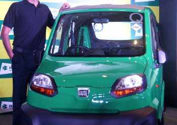 """Actively"" working on Bajaj Qute Electric quadricycle, says company director"