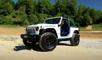 Electric Jeep Wrangler (Magneto) to be the most capable Jeep [Update]